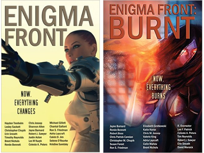 Enigma Front Titles
